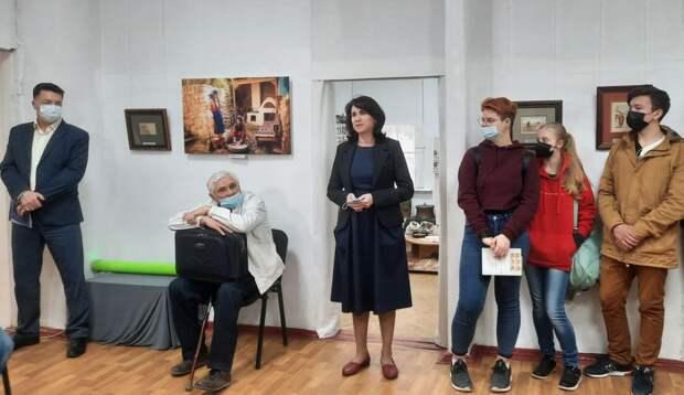 Презентован экскурсионный маршрут «Памятные места, связанные с И. Гаспринским в г. Симферополе»