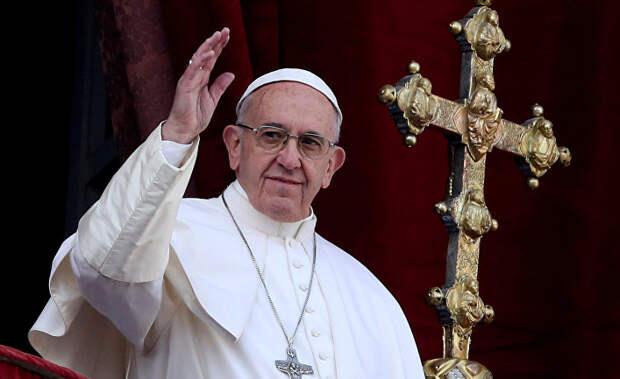 Папа Римский как идеолог греха?