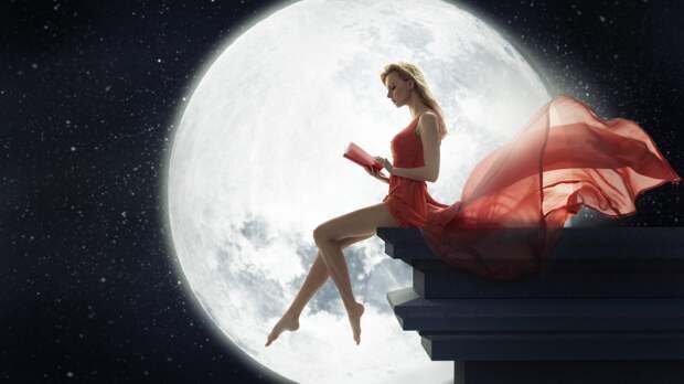 Ученые обнаружили взаимосвязь между менструальным циклом и фазами Луны
