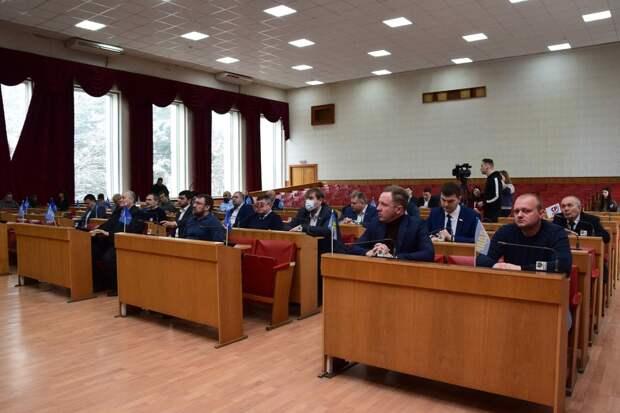 Стало известно, кто будет выбирать главу администрации Симферополя