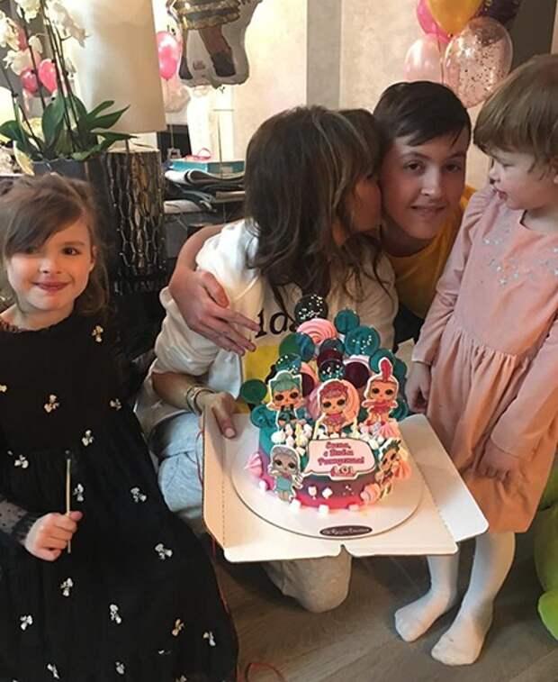 Праздник без отца: дочь Андрея Аршавина и Алисы Казьминой отметила 4-летие
