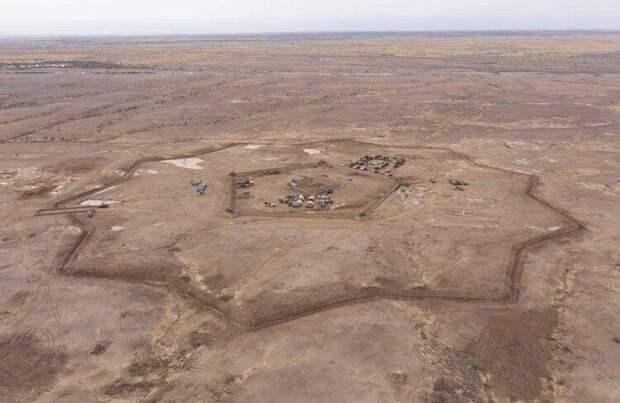 «Лучший форт для защиты»: французские военные используют в Мали конструкции 17-го века