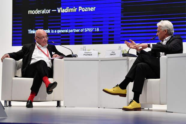 10 эксцентричных цитат Олега Тинькова о бизнесе, Викторе Цое и девушках