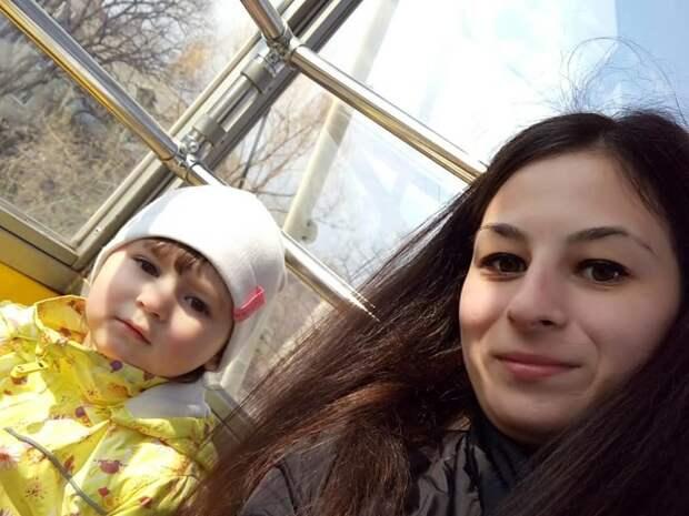 Молодая мама из Ульяновска спасла замерзающую полуторагодовалую девочку герои, гордость России, спасение