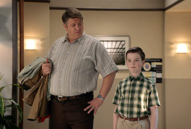 Young Sheldon EP Reacts to the Latest Big Bang Theory Crossover — Watch Video of the Prophetic Scene