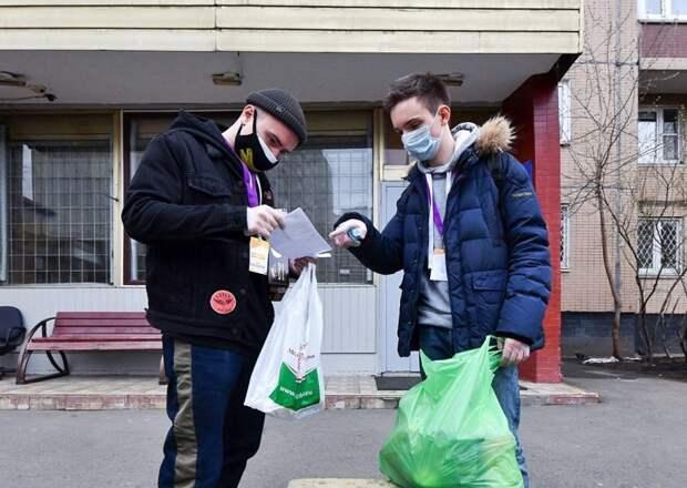 Центр «Благосфера» проведет онлайн-дискуссию о взаимопомощи во время пандемии Фото с сайта mos.ru