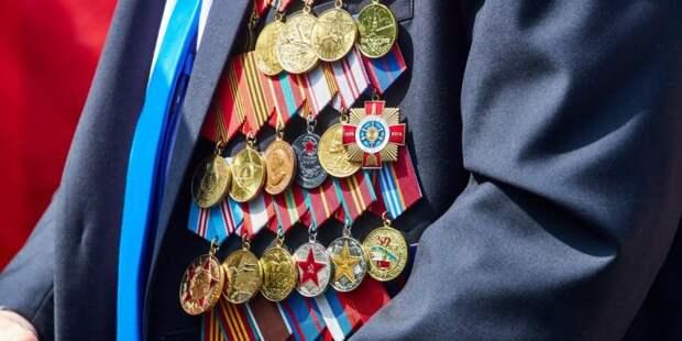 Собянин увеличил размер выплат ко Дню Победы в Москве в 2,5 – 3 раза Фото: mos.ru