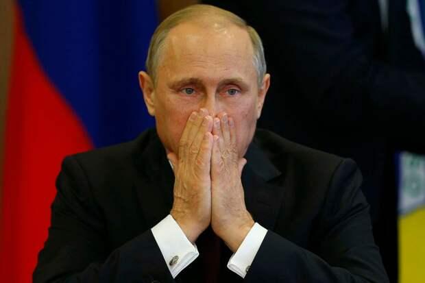 Бедный народ в государстве Владимира Путина