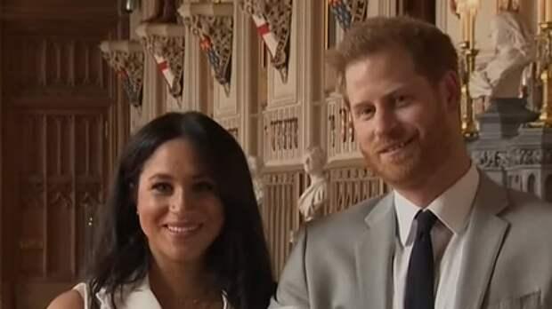 Принц Гарри и Меган Маркл могут назвать дочь Филиппой