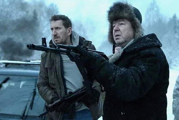 Русский сериал неожиданно стал хитом на Западе