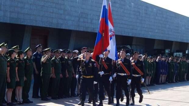 Масштабные военные соревнования проходят в Севастополе