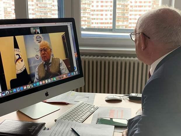 Президент Национальной курортной ассоциации одобрил предложение доктора Румянцева о ежегодном бесплатном лечении в санатории для пенсионеров