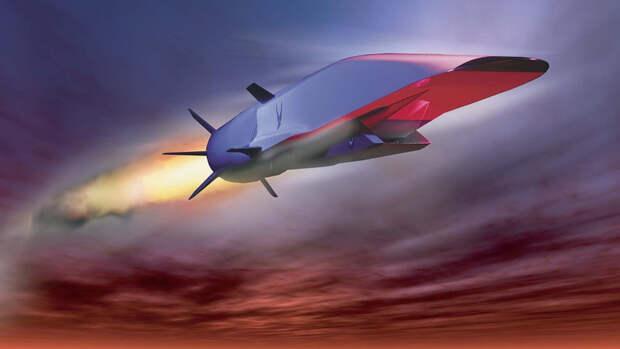 В Китае рассказали, как был запущен китайский гиперзвуковой планер