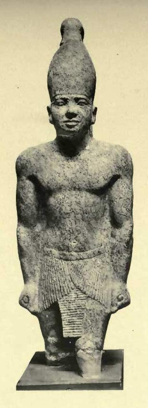Правление фараона Тети