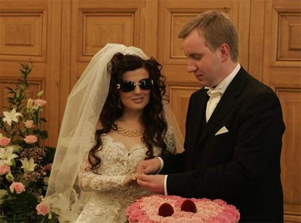 Свадьба, на которой не кричали «Горько!»