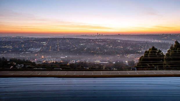 Недвижимость Южной Африки. Особняк в Японском стиле в ЮАР