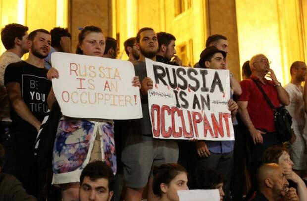 Грузия столкнулась с новой проблемой из-за России