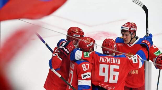 Стал известен состав сборной России на матч Евротура с Чехией