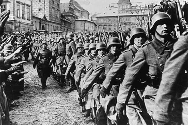 Германия назвала единственного виновника в развязывании Второй мировой