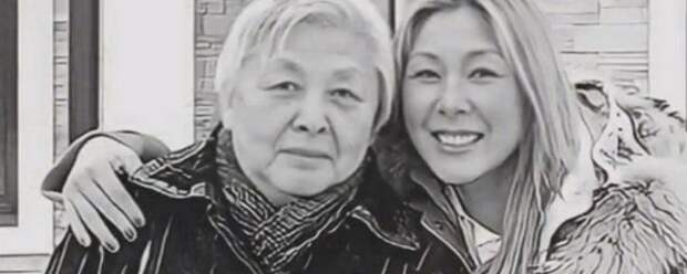 Ушла из жизни мать Аниты Цой