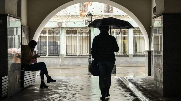 Синоптики предупредили о сильном ветре и дождях в Москве 20 сентября