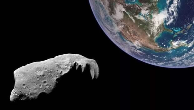 Астероид диаметром до 200 м приблизится к Земле 14 мая