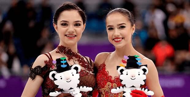 Алина Загитова и Евгения Медведева не выступят на Олимпийских играх в Пекине