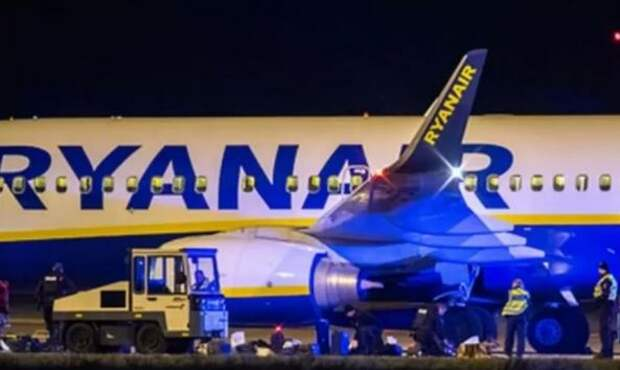 """""""Минский разворот"""" заиграл новыми красками: Берлин повторил белорусский трюк с Ryanair"""
