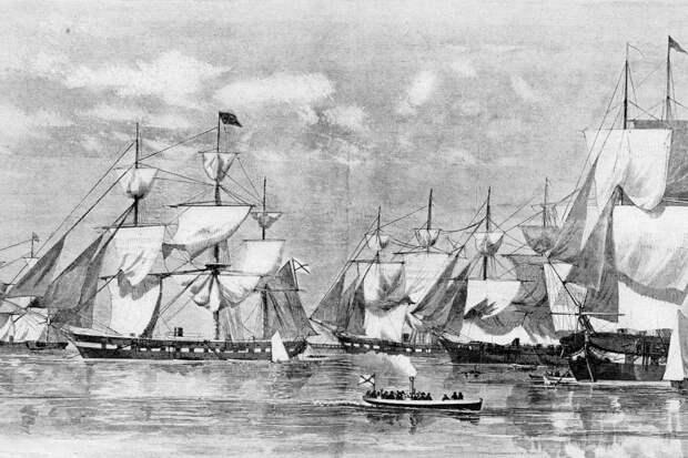 В США вспомнили о помощи российского флота в Гражданской войне