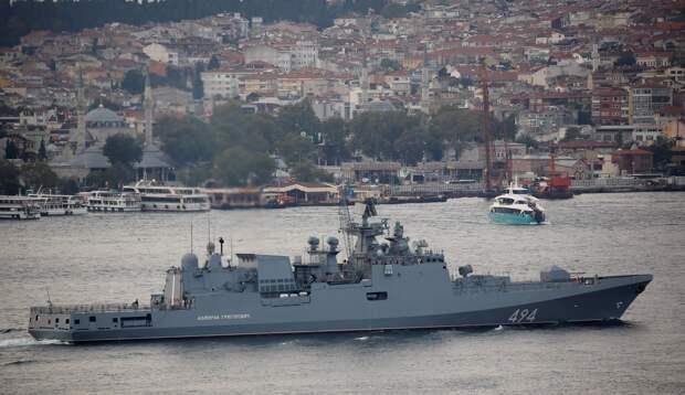 Почему военная напряженность в Черном море стала обычным делом?