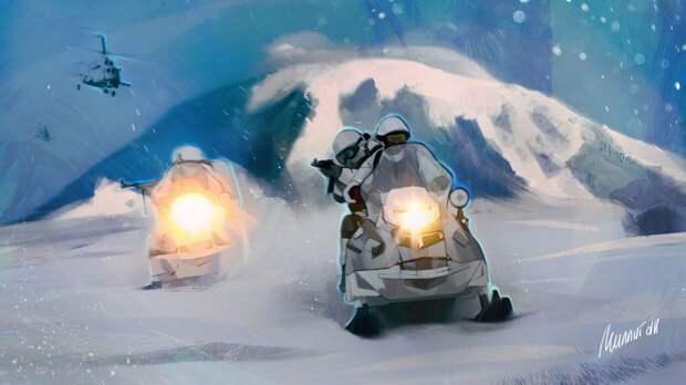 Финляндия выразила опасения из-за возможного конфликта США и РФ в Арктике