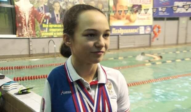 Орчанка Виктория Ищиулова завоевала золото на чемпионате Европы по плаванию