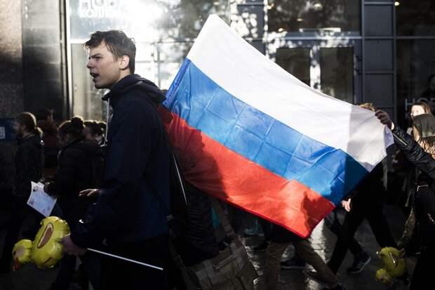 Россияне потеряли интерес к протестам