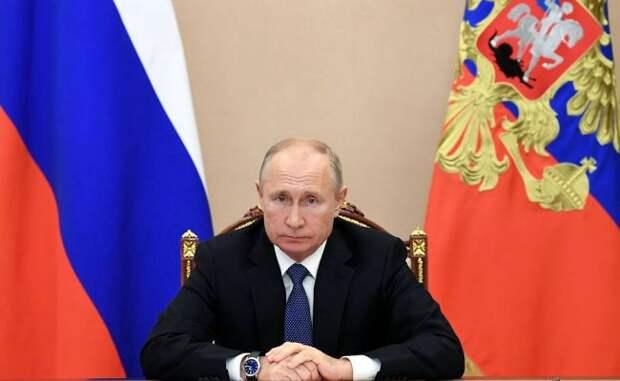 Путин: Россия введет миротворцев вКарабах