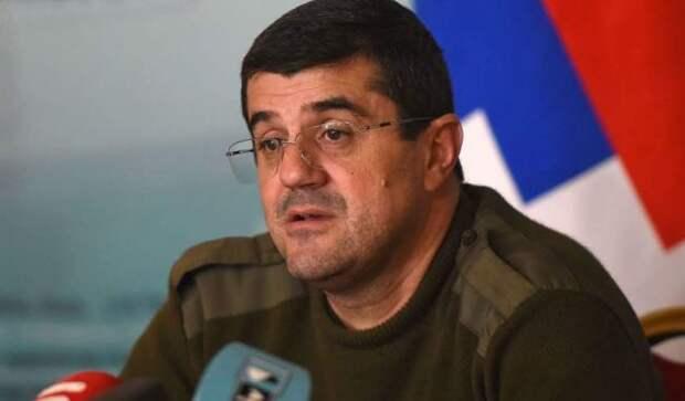 Арутюнян: Прекращения огня нет, будем просить Ереван опризнании Карабаха