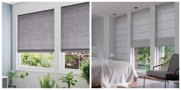 В летний зной такие шторы будут весьма кстати