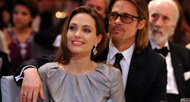 Брэд Питт выдал все секреты об Анджелине Джоли