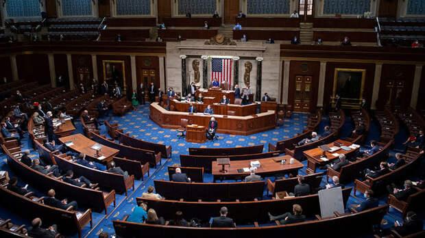 Палата представителей США одобрила антироссийские санкции