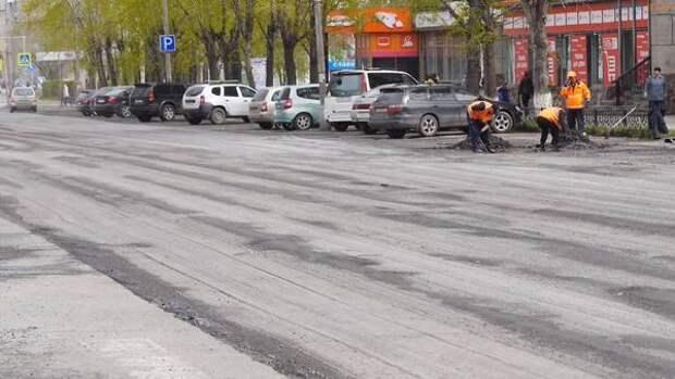 Улицу Арбузова всё-таки получится отремонтировать до перекрёстка с Карла Маркса