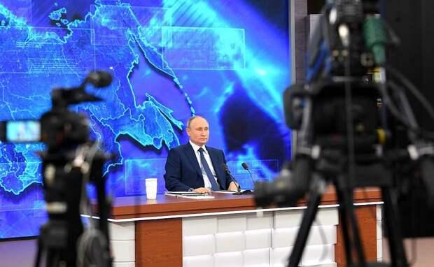Послание Путина — объявление о переходе России в новую историческую эпоху