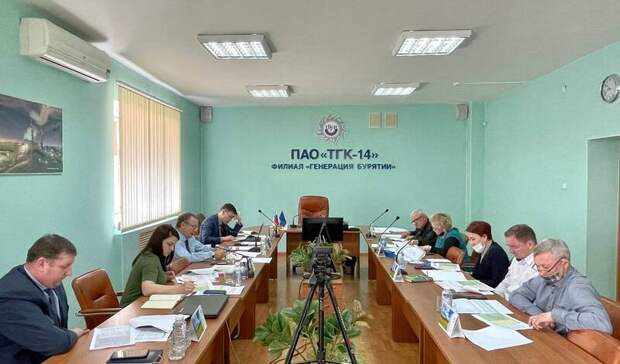 «ТГК-14» ипрофсоюзы продолжают работу над коллективным договором