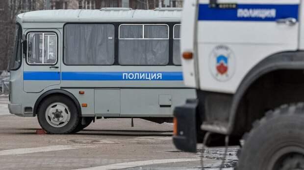 Правоохранители задержали 50 участников незаконной акции в Уфе