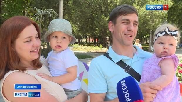 Крымчане рассказали, что для них значит День России
