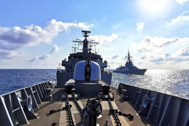 МО заявило о поставках НАТО оружия Киеву под прикрытием учений