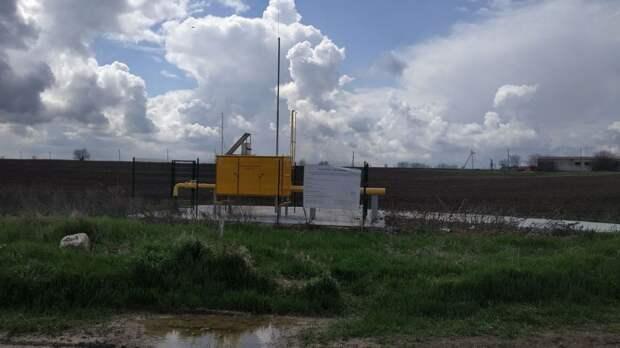Проверка хода работ на объектах газификации прошла в Красногвардейском, Джанкойском, Красноперекопском и Первомайском районах