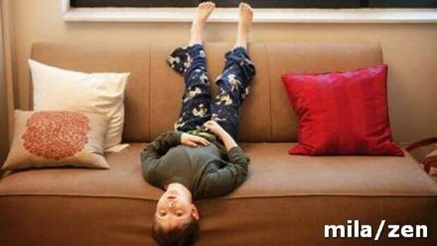 Нынешним детям всегда скучно. В чем причина?