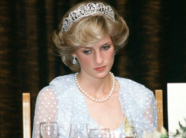 """Королева сердец""- принцесса Диана: философия любви"