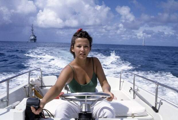 Лето, море и Софи Марсо