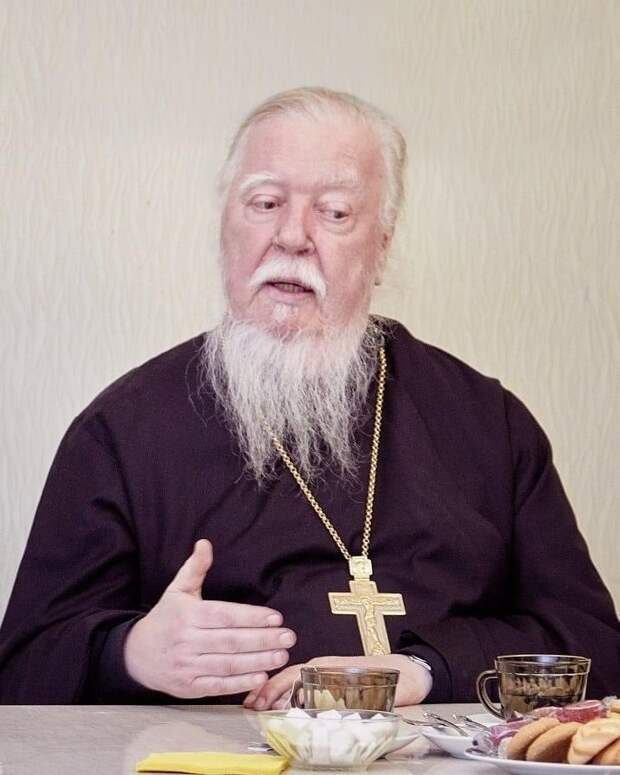 Дмитрий Смирнов. Что должен сказать священник, чтобы женщина отказалась от аборта