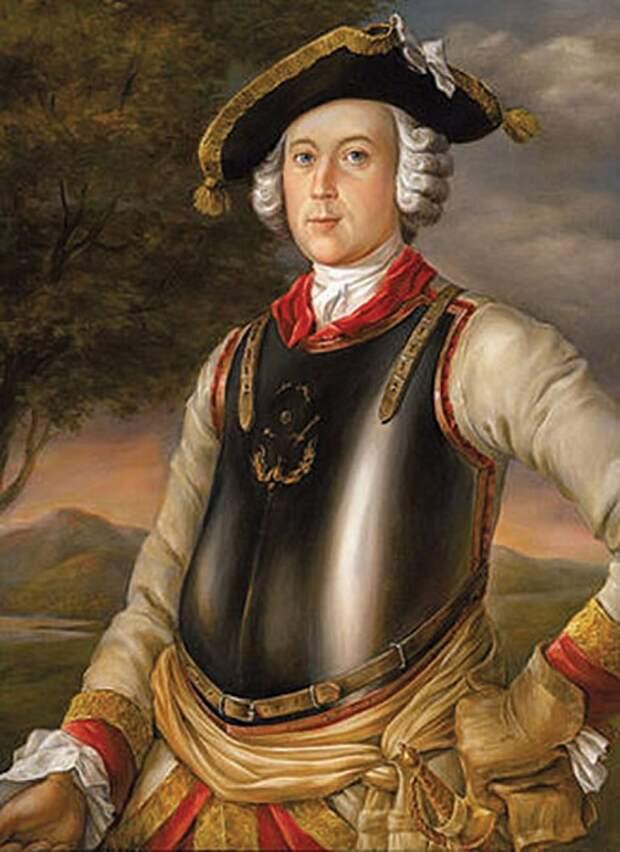 Карл-Фридрих-Иероним фон Мюнхгаузен - немецкий барон. | Фото: foma.ru.